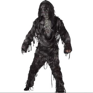 Kids Rotten to the Core Zombie Costume